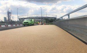 Olympic Park Stadium London